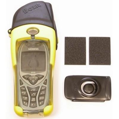 Герметичный ударопрочный чехол Boxit 3.1 AUDIO желтый/черный