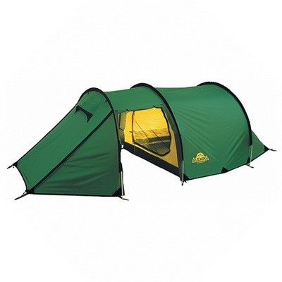 Палатка Alexika TUNEL 3 green