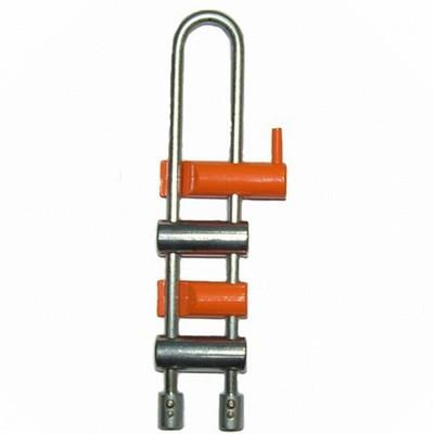 Спусковое устройство Решетка Вертикаль дюраль