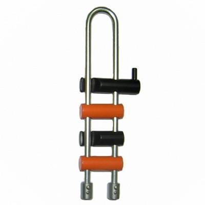 Спусковое устройство Решетка Вертикаль сталь