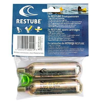 Картриджи для спасательной системы Restube BASIC (2шт)