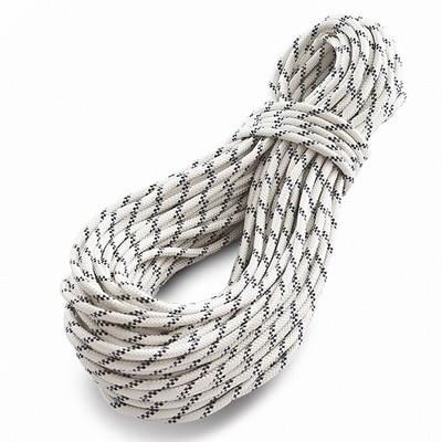 Веревка Tendon STATIC 10мм white (уценка) (не для страховочно-спасательных работ)