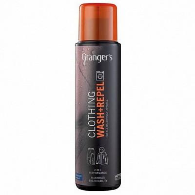 Средство для стирки и пропитки Grangers 2in1 WASH & REPEL  300мл