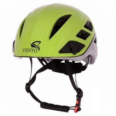 Каска Венто PULSAR зеленая