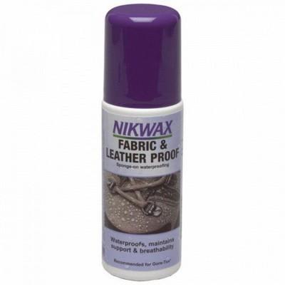 Пропитка Nikwax Fabrick & Leather 125мл