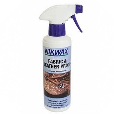 Пропитка Nikwax Fabrick & Leather Spray 125мл