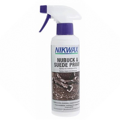 Пропитка Nikwax Nubuck Suede Spray 125мл