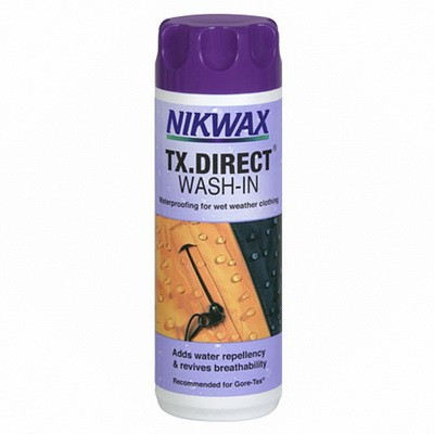 Пропитка Nikwax TX.Direct Wash-In 300мл