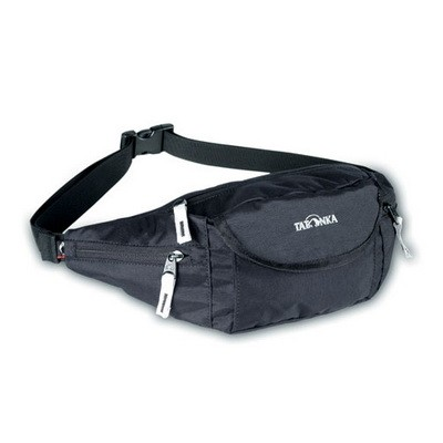 Сумка поясная Tatonka FUNNY BAG M black/deepblue