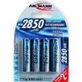 Аккумулятор AA (R06) Ansmann Ni-Mh  2850 mAh