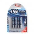 Аккумулятор AAA (R03) Ansmann Ni-Mh  1100 mAh