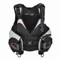 Компенсатор плавучести SeaQuest PEARL (S) черный/розовый