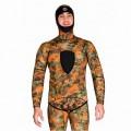 Гидрокостюм AquaDiscovery CALCAN brown 7 мм р.50 (куртка)