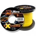 Линь AQUA PE ULTRA EXTREME D1.3мм желтый