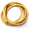 Тяж PrimeLine d16мм латексный (цена за 1см) желтый