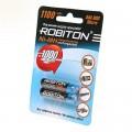 Аккумулятор AAA (R03) Robiton Ni-Mh  1100 mAh