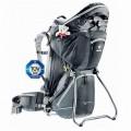 Рюкзак для переноски детей Deuter KID COMFORT III black/granite