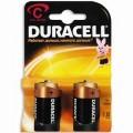 Батарейка C (R14) Duracell