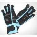 Перчатки Marmot Wm's GLIDE SOFTSHELL GLOVE rainwater/black (S) (уценка)